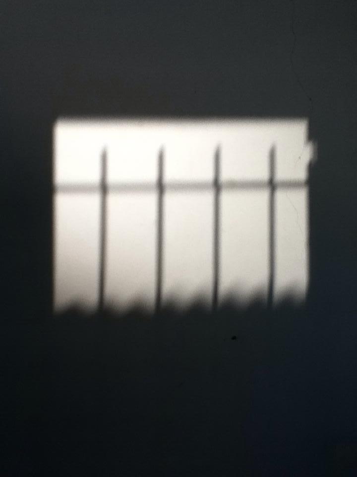 Luz que entra